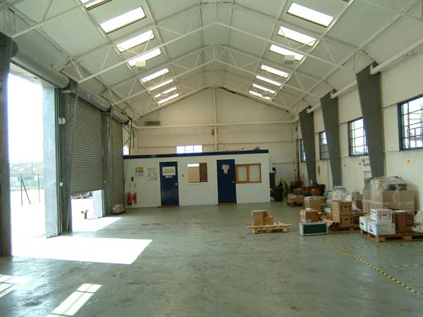 great yarmouth warehouse